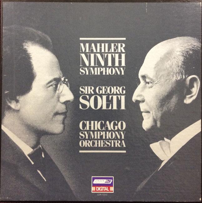 Gustav Mahler Mahler - Pierre Boulez - Symphonie No. 9