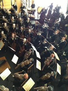 Glessner Doll Orchestra - detail 1