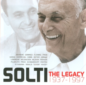 Solti - The Legacy release