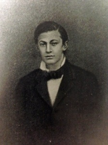 Theodore Thomas at age 14