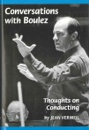 Conversations with Boulez - Jean Vermeil