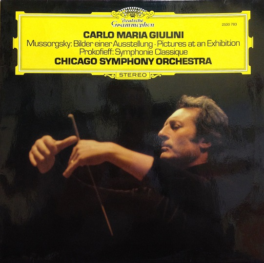Schubert Brahms Carlo Maria Giulini Philharmonia Orchestra Unfinished Symphony Variations On A Theme