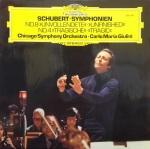 Schubert 4 and 8