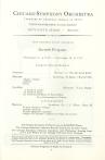 November 17 and 18, 1949, program page