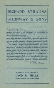 Strauss Steinway ad