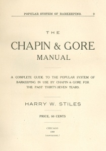 Chapin & Gore bar manual 1909
