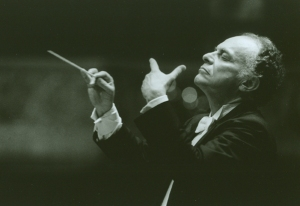 Lorin Maazel (Ben Spiegel photo)