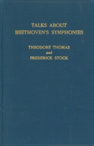 Talks About Beethoven's Symphonies