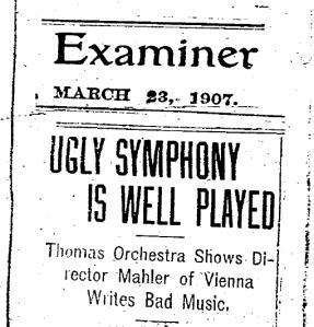 Ugly Symphony Headline