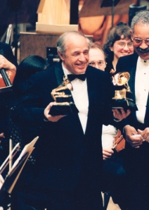 Boulez & Grammy awards - December 1995