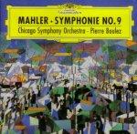 Boulez Mahler 9
