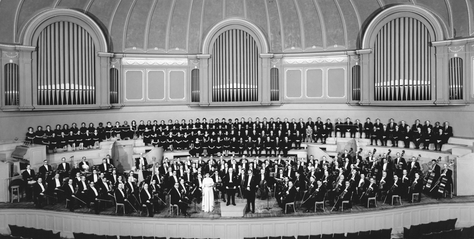 The Chicago Symphony Orchestra