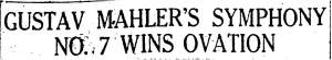 Headline for Herman Devries review in the Sunday, April 17, 1921, Chicago American