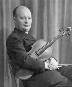 Hindemith with viola