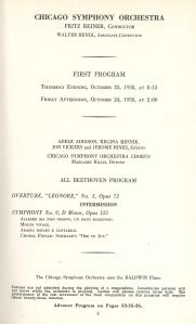 October 23 & 24, 1958