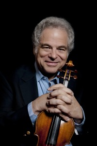 Itzhak Perlman (photo by Lisa Marie Mazzucco)