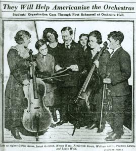 Chicago Tribune, January 20, 1920