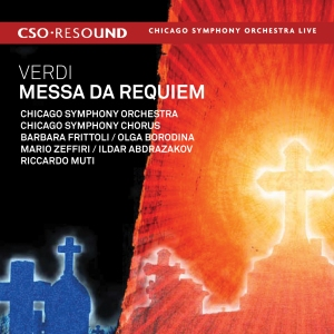 CSOR Verdi Requiem
