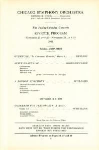 November 25 and 26, 1927