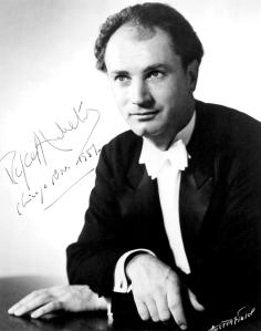Rafael Kubelík, Chicago, November 1951