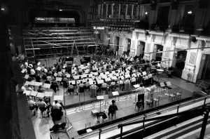 Recording Mahler's Eighth Symphony at the Sofiensaal in Vienna