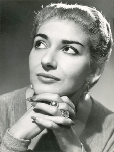 Maria Callas (Angus McBean photo)