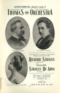 Strauss advertisement