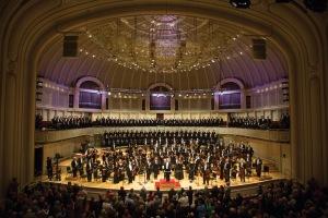 Orchestra Hall, October 10, 2013 (Todd Rosenberg photo)