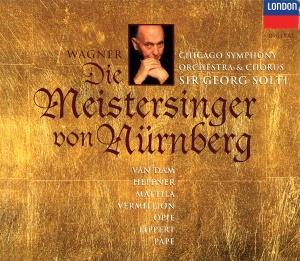 WAGNER Die Meistersinger