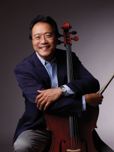 Yo-Yo Ma in August 2010 (Todd Rosenberg photo)