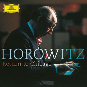 Horowitz album cover