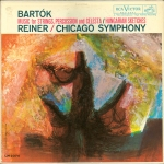 BARTOK Music for Strings, Percussion, and Celesta