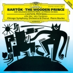 BARTOK The Wooden Prince