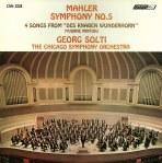 MAHLER Symphony no. 5