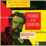 MUSSORGSKY Pictures at an Exhibition