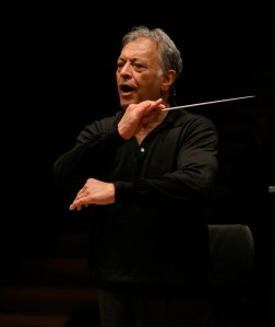 Zubin Mehta (Oded Antman photo)