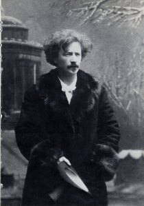 Ignace Paderewski in the 1890s