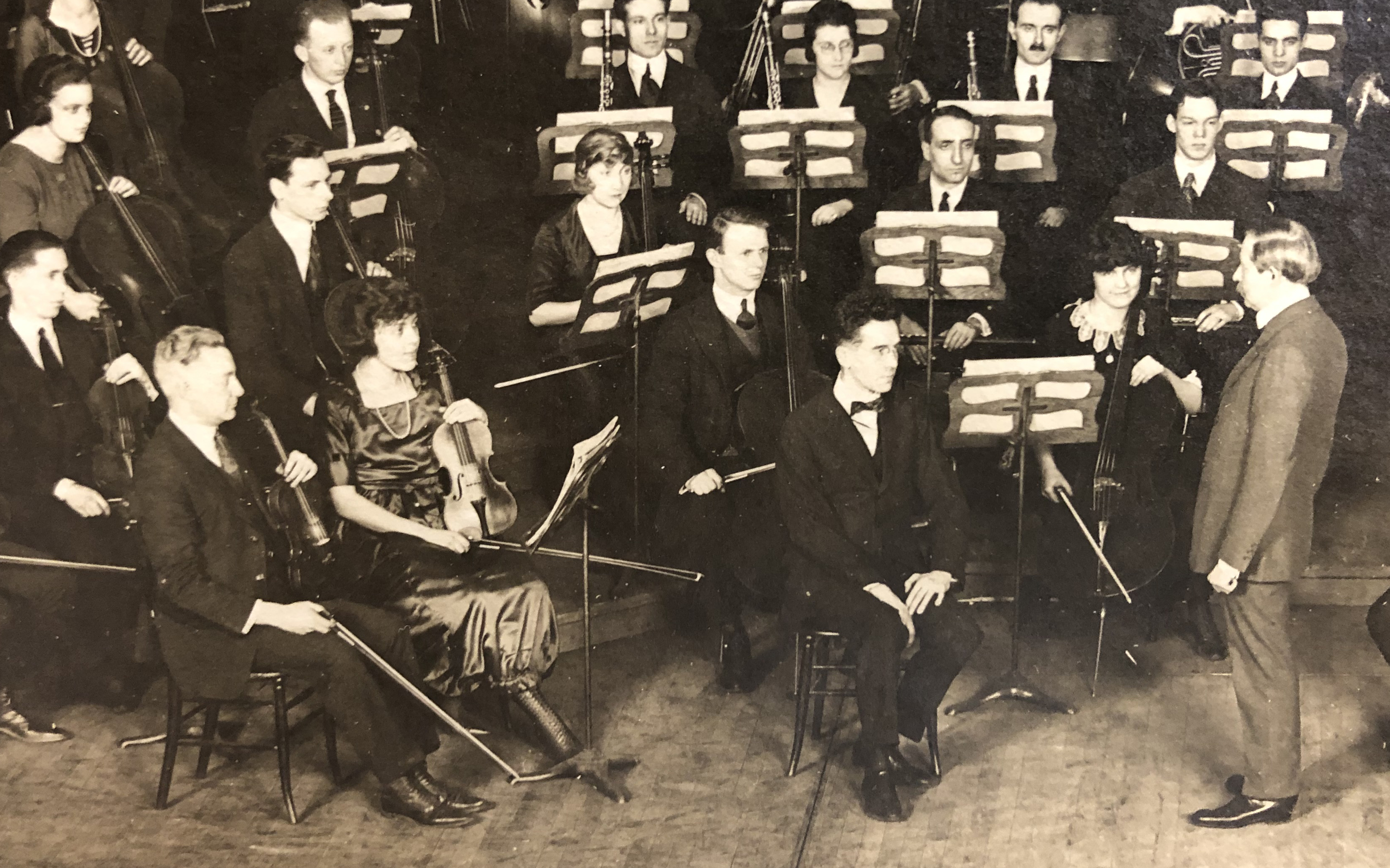 from the archives   musings from the Chicago Symphony