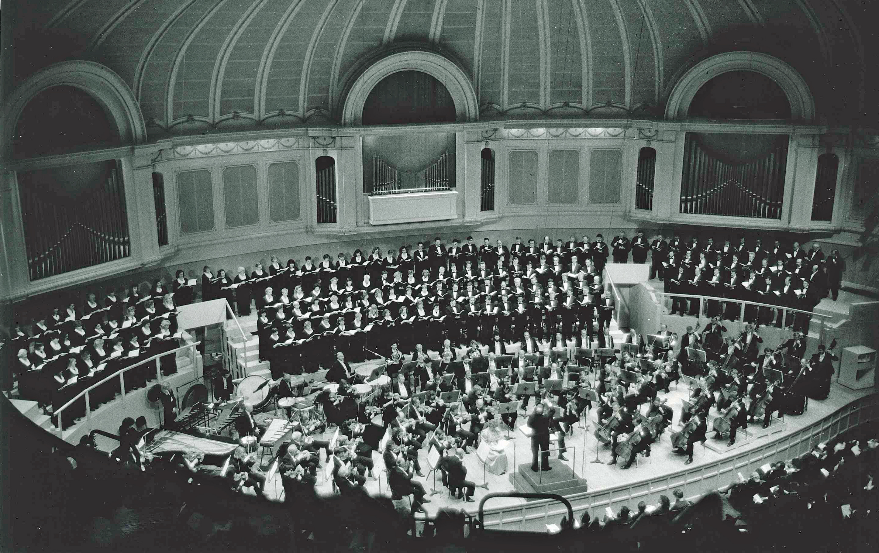 from the archives | musings from the Chicago Symphony
